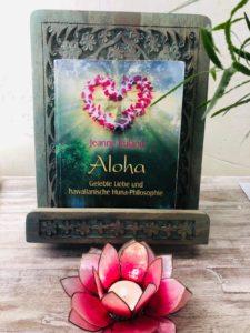 """Meine Praxis - Buch """"Aloha"""" von Jeanne Ruland"""