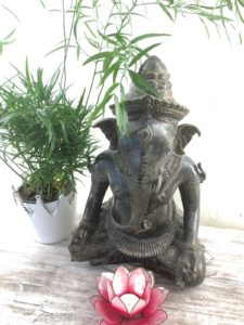 Meine Praxis - Ganesha